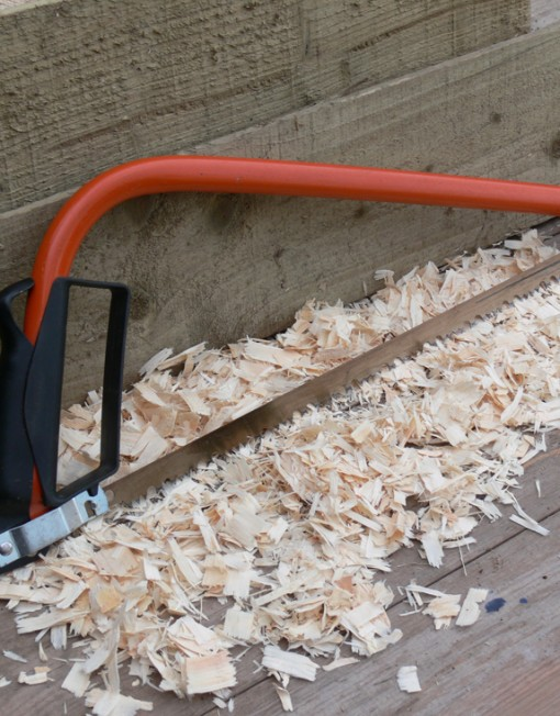 21″ Bahco Bow Saw