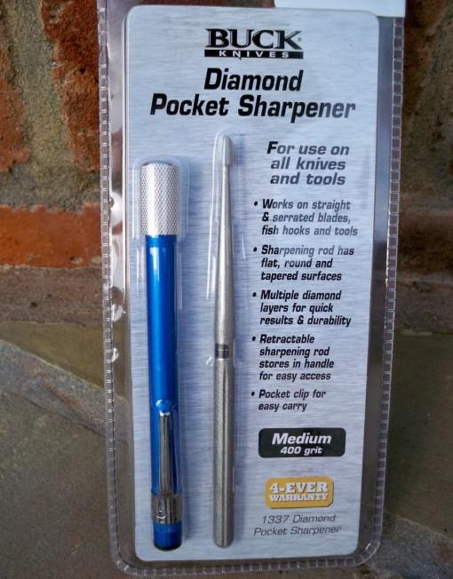 Diamond Buck Pocket Sharpener