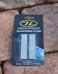 highlander sharpening stones