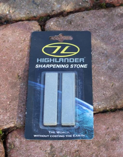 highlander sharpening stones