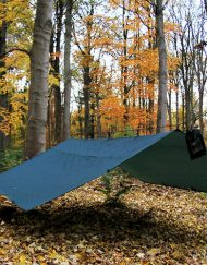 Tarpaulin Shelter Sheets