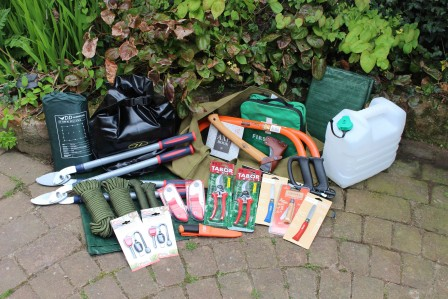 forest school advanced kit