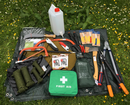Outdoor Learnign Resource's New Forest School Advanced Kit