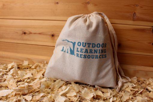 OLR Drawstring Cotton Bag