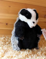 Woodland Hand Puppets - Badger