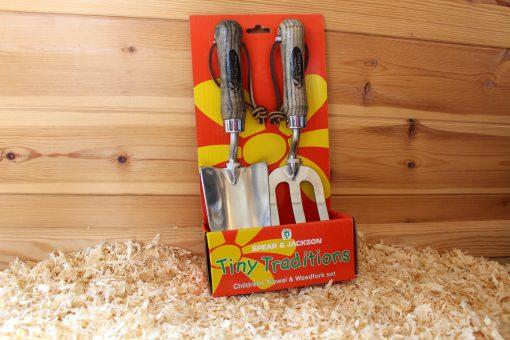 Children's Trowel and Fork Set