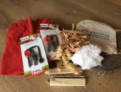Starter Fire Kit For Groups