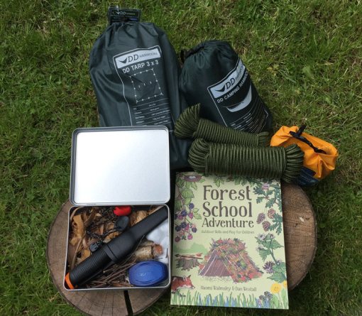 Little Explorers Forest Adventurers kit